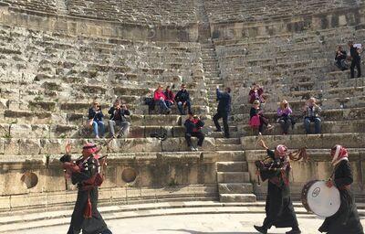 Jordánsko - krajina čarovnej histórie- program pre návštevníkov