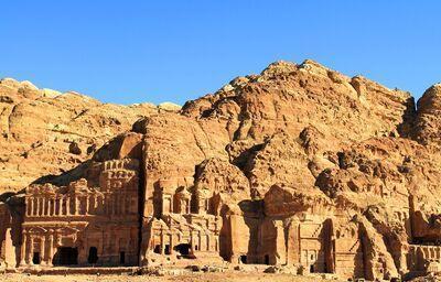 Jordánsko - krajina čarovnej histórie - pamiatky a architektúra