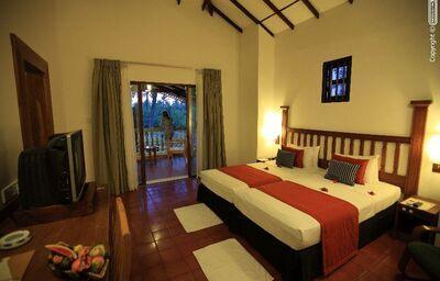Izba v hoteli Siddhalepa Ayurveda Health Resort
