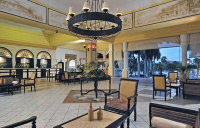 Posedenie v hoteli Paradisus Princesa del Mar