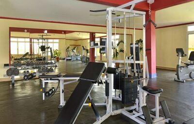 Fitnes v hoteli Iberostar Tainos