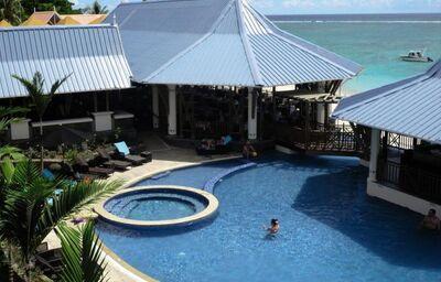 Pearle Beach Resort & Spa P