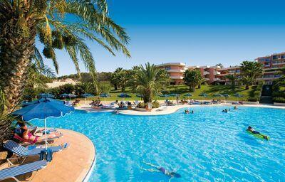 Bazén v hoteli Kresten Palace