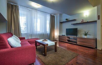 Ubytovanie v apartmánoch Snow