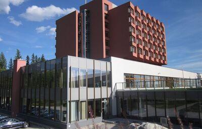 Pohľad na hotel Sorea Trigan