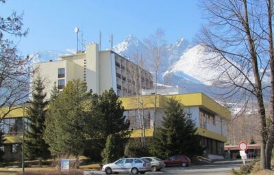 Pohľad na hotel Sorea Urán