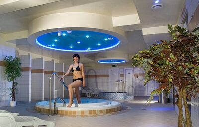 Wellness v hoteli Sorea Titris
