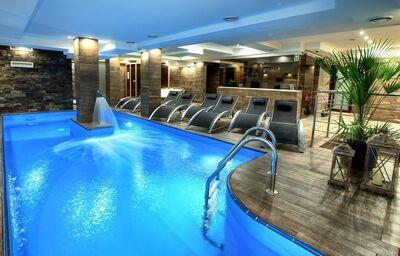 Bazén, Hotel Pieris, Podbanské