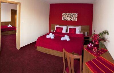 Family suite, Hotel Slovan, Tatranská Lomnica