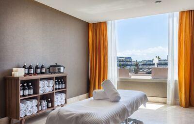 Masérske centrum v hoteli Zafiro Palace Hotel Alcudia