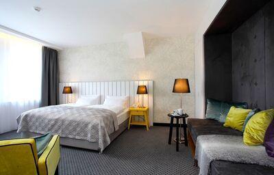 Izba v hoteli Pod Lipou Resort