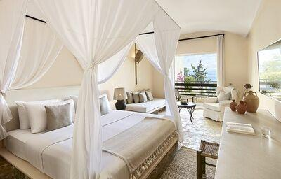 Izba v hoteli Lux Me Grecotel Daphnila Bay Dassia