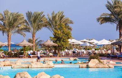 Areál hotela Dream Beach Lagoon Resort