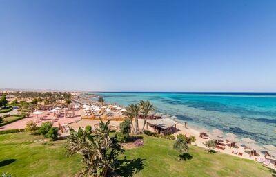 Pláž pri hoteli Dream Beach Lagoon Resort