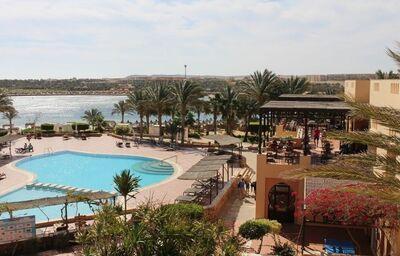Areál hotela Steigenberger Coraya Beach