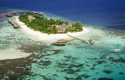 Mirihi Island Resort A