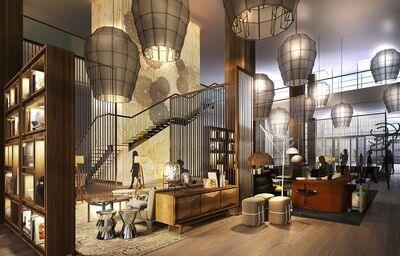 Hotel Doubletree by Hilton Dubai -Interiér hotela