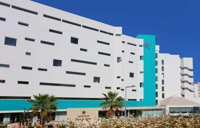 Pohľad na hotel Iberostar Playa De Palma