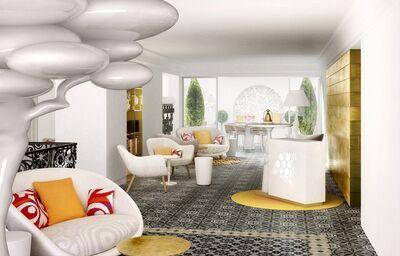 Interiér hotela Iberostar Grand Hotel Portals Nous