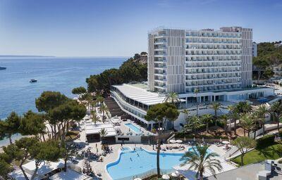 Areál hotela Meliá Calviá Beach