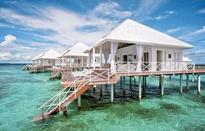Diamonds Thudufushi Beach & Water Villas A