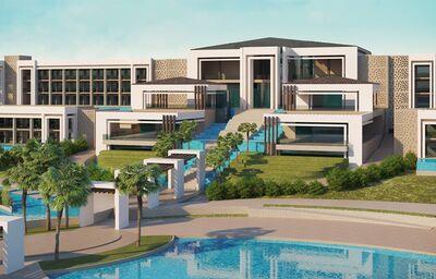 Pohľad na hotel Mayia Exclusive Resort & Spa