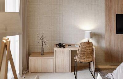 Izba v hoteli Ikones Seafront Luxury Suites