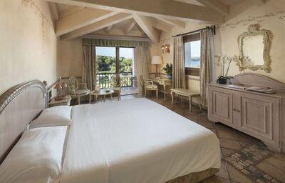 Izba v hoteli Le Palme