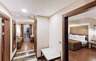 Priestranná izba v hoteli Gural Premier Tekirova