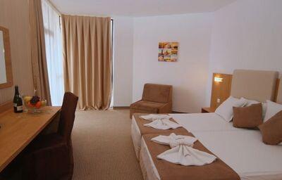 Hotel Fiesta M, Slnečné pobrežie, Bulharsko, izba