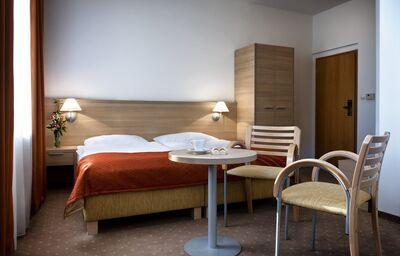 Ubytovanie v hoteli Tatra
