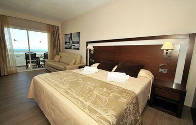 izba v hoteli Condesa de la Bahia, Malorka, Španielsko