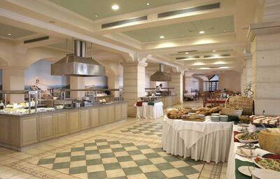 restauracia, hotel Lindos Princess, Lardos