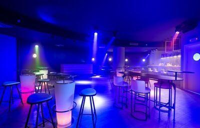Disco klub v hoteli Porto Angeli