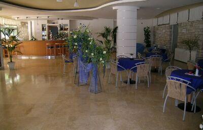 Recepcia v hoteli Aminess Laguna