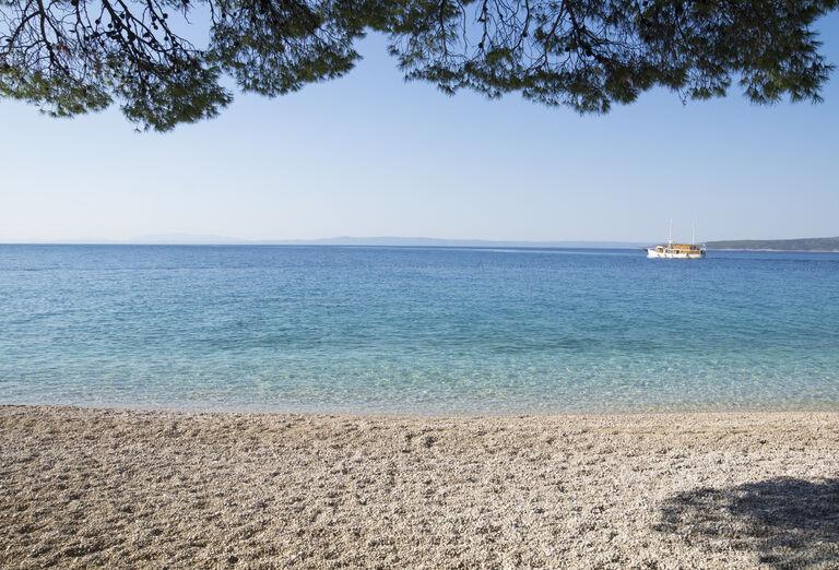 Pláž Bluesun hotel Neptun ****