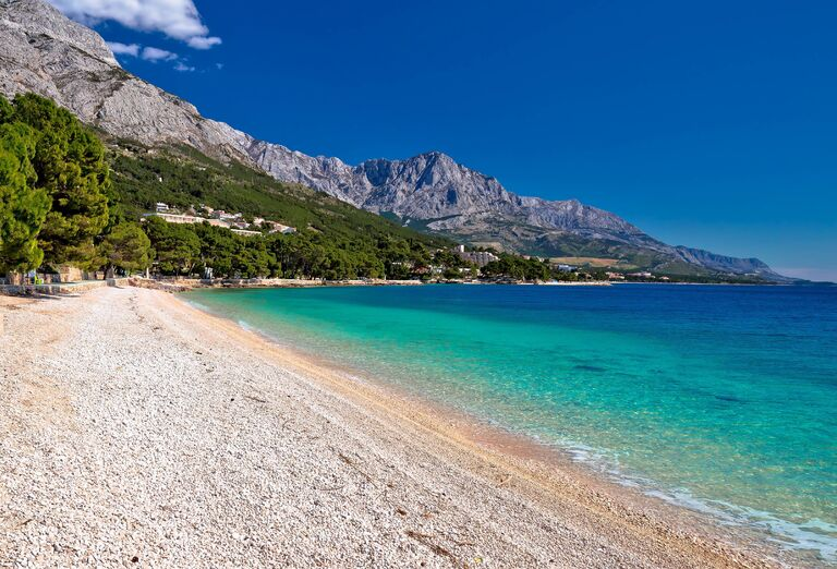 Pláž Hotel Bluesun Marina ***+