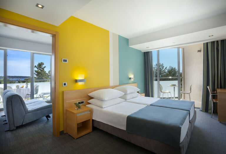 Ubytovanie Aminess Maestral hotel ****