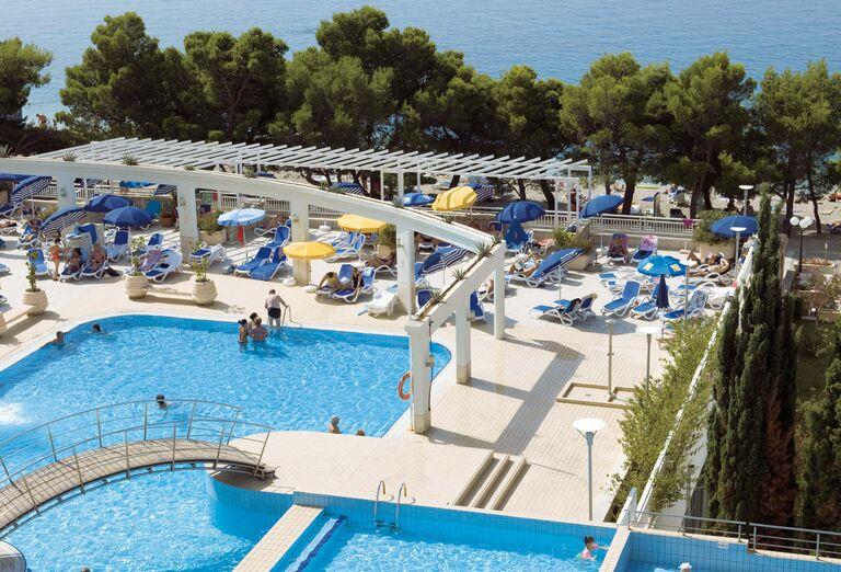 Vodný svet Hotel Bluesun Alga ****