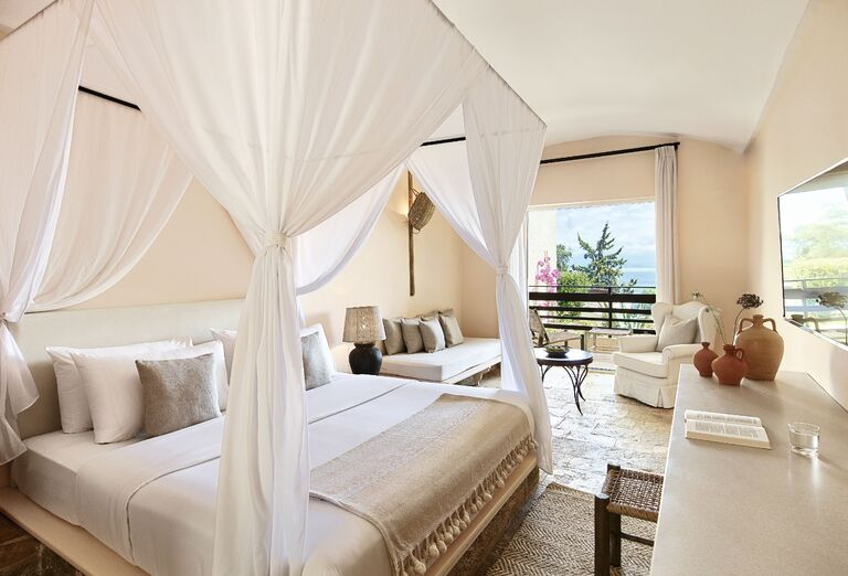 Ubytovanie Hotel Grecotel Lux Me Daphnila Bay Dassia *****