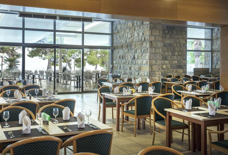 Hotel Bluesun Alga - reštaurácia