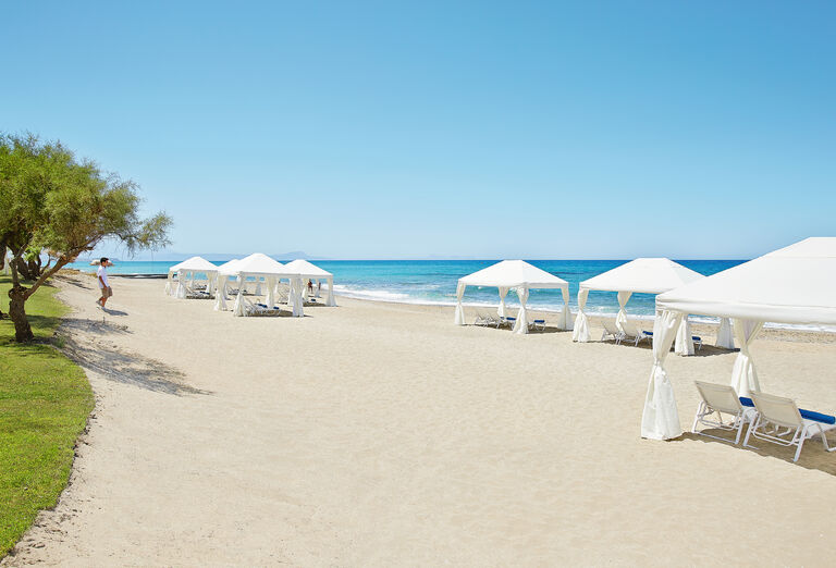 Pláž Hotel Caramel Grecotel Boutique Resort *****