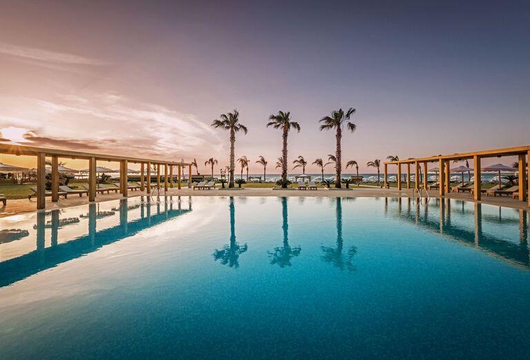 Vodný svet Hotel Mitsis Alila Exclusive Resort *****+