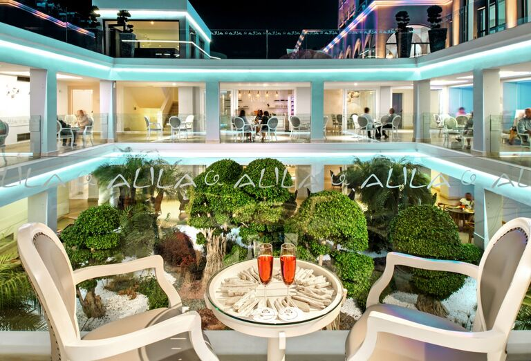 Hotel Mitsis Alila Exclusive Resort *****+