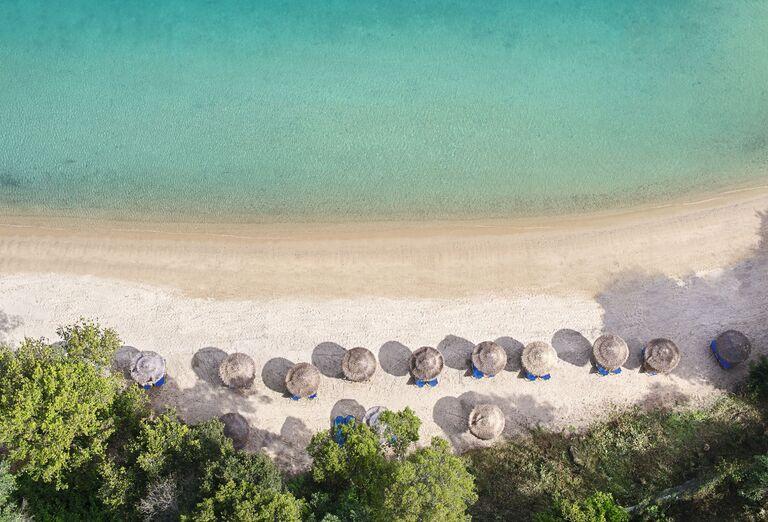 Pláž Hotel Grecotel Eva Palace *****