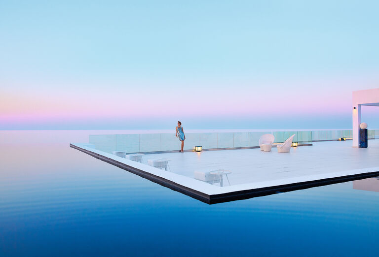 Vodný svet Hotel Grecotel Lux Me White Palace *****