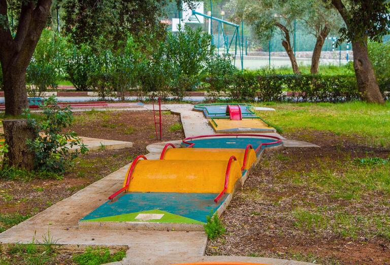 Športové aktivity v hoteli Mimosa / Lido Palace