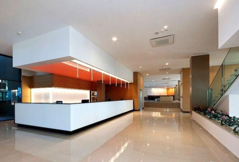 Interiér hotela Laguna Materada