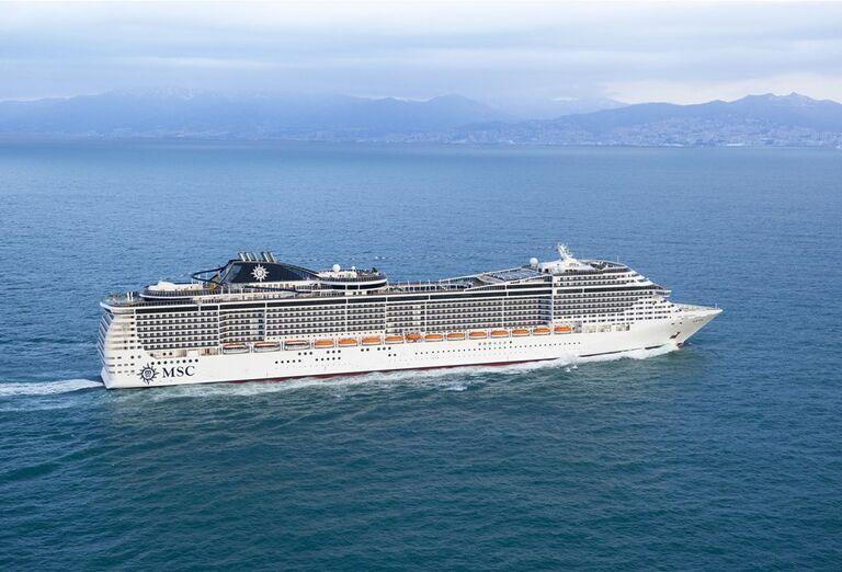 Výletná Loď MSC Preziosa - Krásy Andalúzie a Maroka - loď