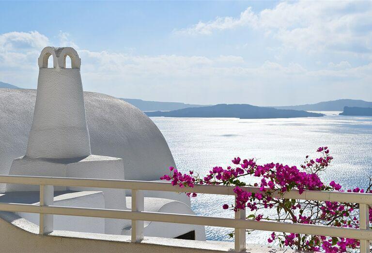 Výletná Loď MSC Opera - Mykonos,Santorini,Korfu - výhľad